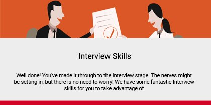 Interview Skills Placeholder