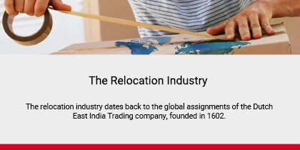 The Relocation Industry Article