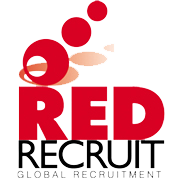 Red Recruit SQ Logo